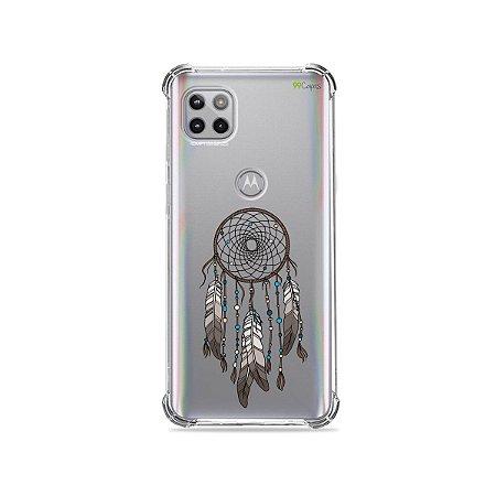 Capa (Transparente) para Moto G 5G - Filtro dos Sonhos