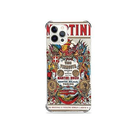 Capa para iPhone 12 Pro Max - Martini