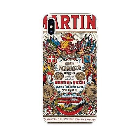Capa para iPhone XS Max - Martini