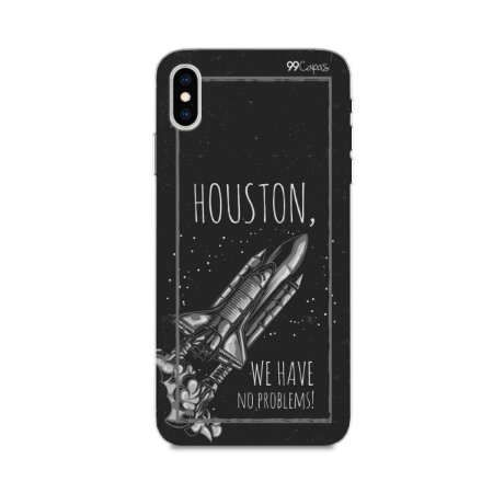 Capa para iPhone XS Max - Houston