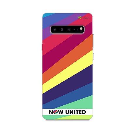 Capinha (transparente) para Galaxy S10 Plus - Now United 1