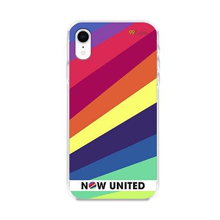 Capa para iPhone XR - Now United 1