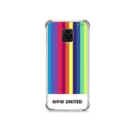 Capinha para Redmi Note 9 Pro - Now United 2