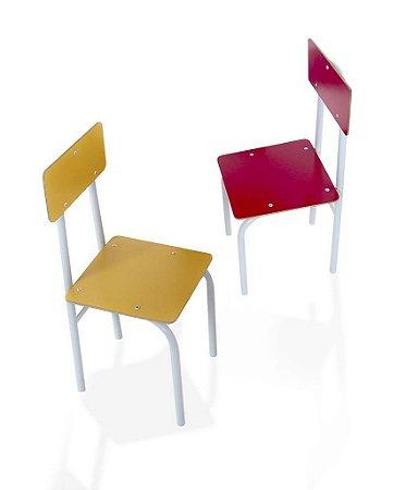 Cadeira De Ferro Avulsa