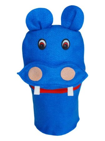 Fantoche Individual Hipopotamo