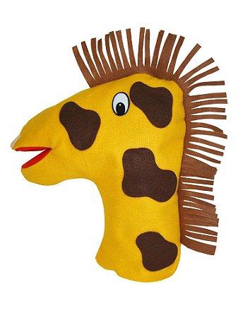 Fantoche Individual Girafa