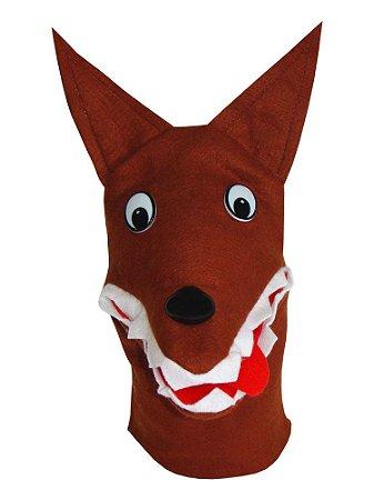 Fantoche Individual Lobo - FUNDAMENTAL