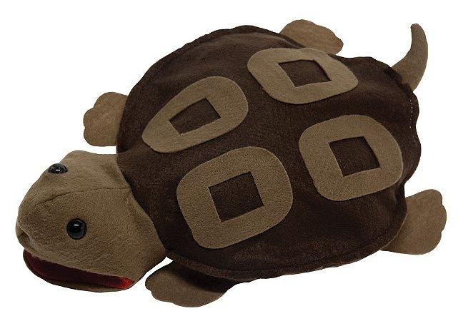 Fantoche Individual Tartaruga - FUNDAMENTAL