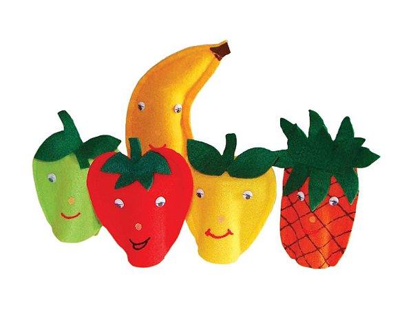 Dedoches Solapa Refil Frutas