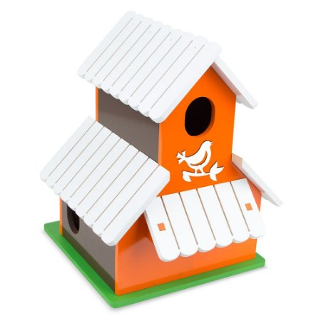 Carlu Pet House - Casinha De Cuco Sobrado
