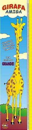 Regua Girafa Amiga Em Mdf - Carlu