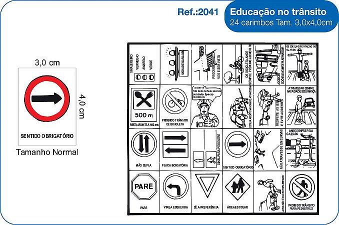 Carimbos Educação No Trânsito