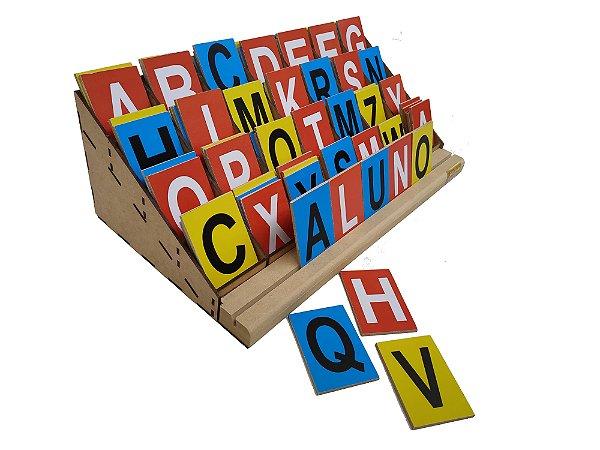 Alfabeto Degrau