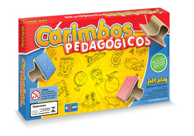 Carimbo Inclusão - Jottplay