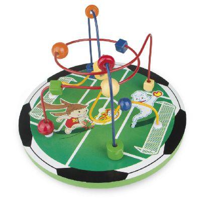 Brinquedo Pedagógico Aramado Futebol Carlu - CARLU