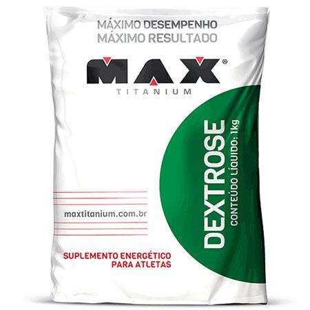 Dextrose - 1kg - MAX Titanium