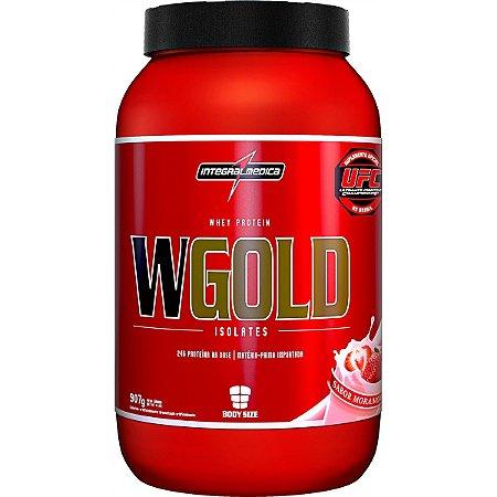 Whey Protein WGold - 907g - IntegralMédica