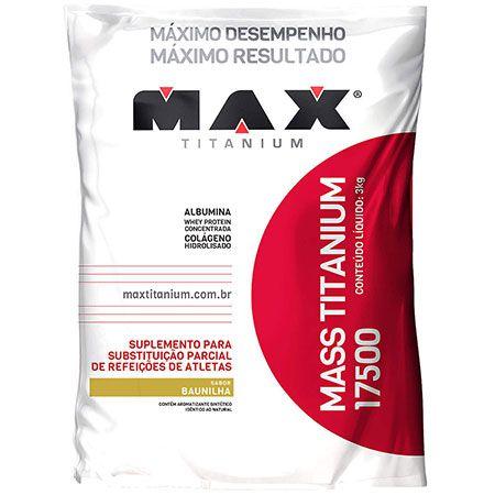 Mass Titanium 17500 - 3kg Refil - MAX Titanium