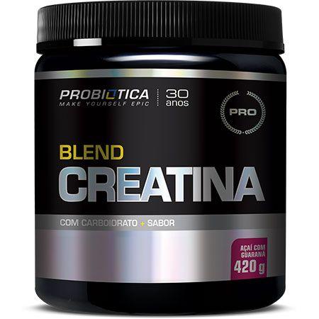 Creatina Blend - 420g - Probiótica