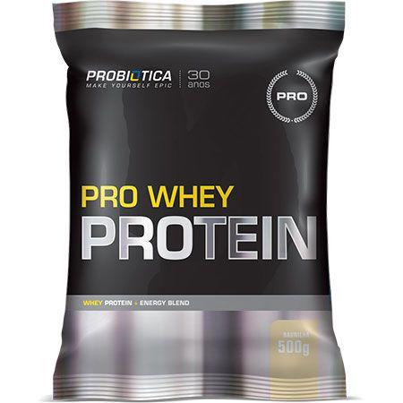Pro Whey Protein - Saco 500g - Probiótica