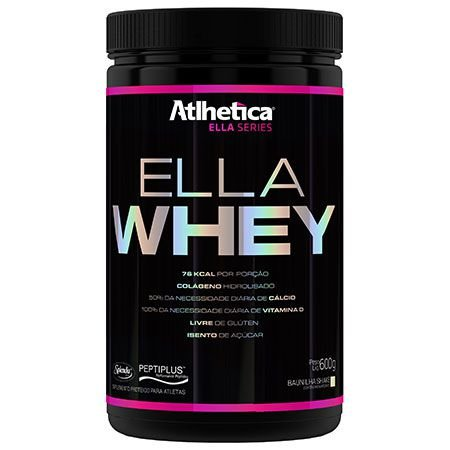 Ella Whey - 600g - Atlhetica