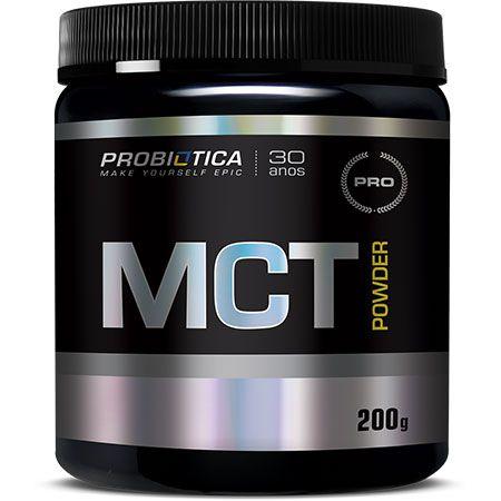 MCT Powder - 200g - Probiotica