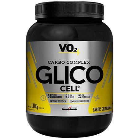 GLICO CELL Carbo Complex - 1Kg - IntegralMédica