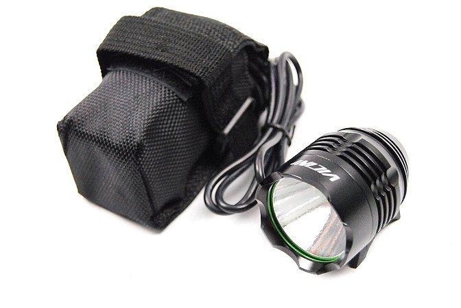 Lanterna Vicini Cree T6 1200 Lumens