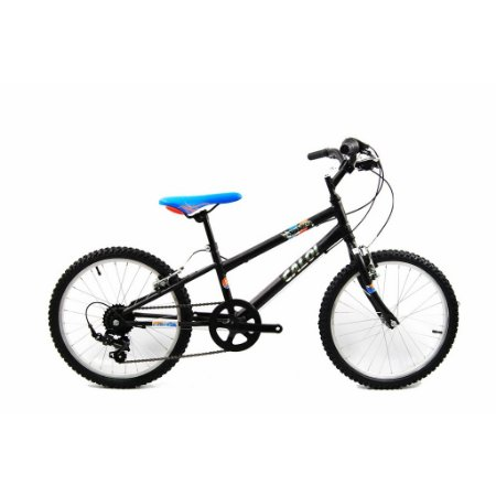 Bike aro 20 Caloi Hot Wheels 7 Velocidades