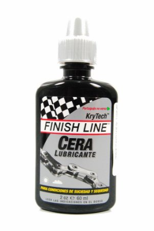 Óleo Lubrificante Finish Line Cera - 60 ml