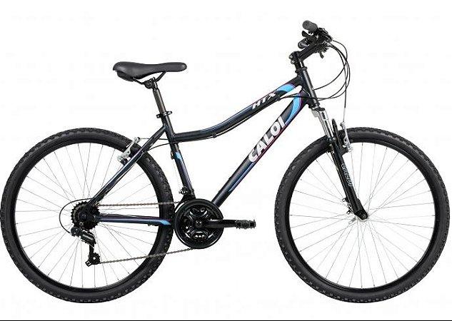 Bike Aro 26 Caloi HTX Sport Feminina - 21 velocidades