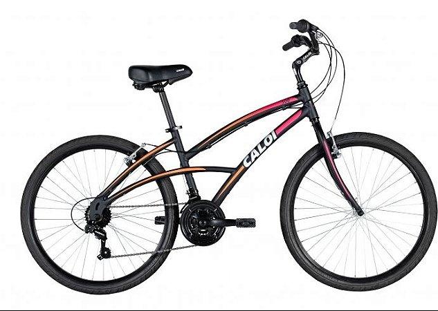 Bike aro 26 Caloi 300 Fem