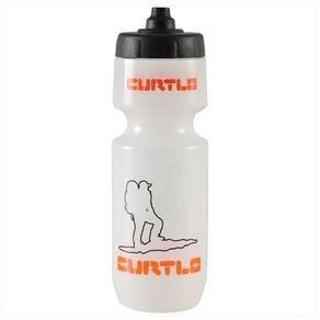 Garrafa Curtlo Squeeze H2O Automatica Branca 700 Ml