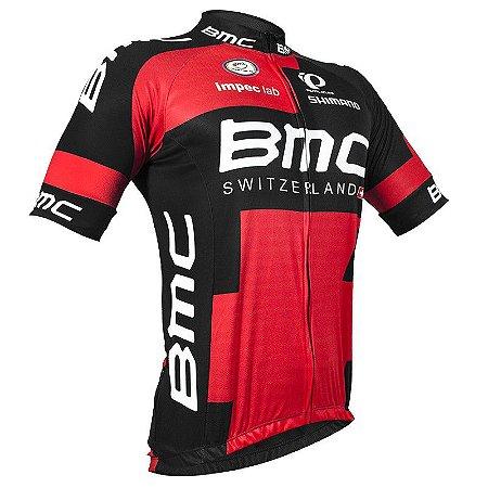 Camisa Refactor BMC World Ciclismo