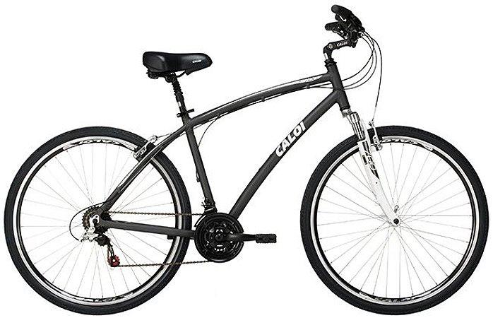 Bike Caloi 700 21 Vel Urbana