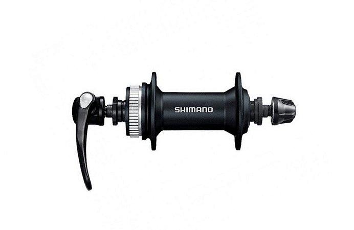 Cubo Shimano TX505 32F Dianteiro Disco Center Lock Esfera Blocagem