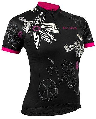 Camisa Refactor Bike Love Feminina
