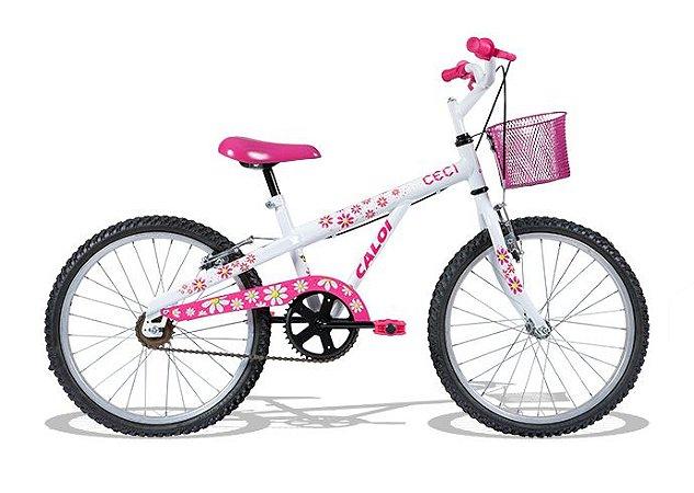 Bike aro 20 Caloi Ceci 2017