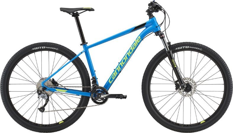 Bike aro 27.5 Cannondale Trail 6 2018