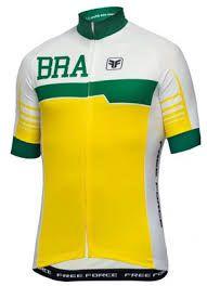 Camisa Free Force Brasil Tech