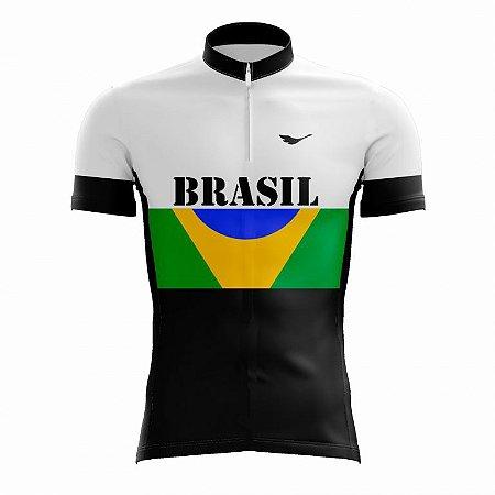 Camisa Scape Brasil Manga Curta