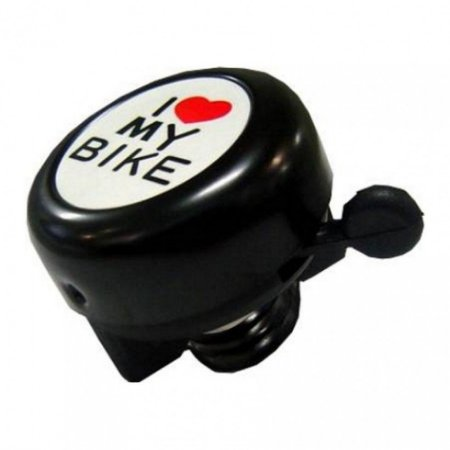 Buzina Campainha Epic Line 800ST I Love My Bike