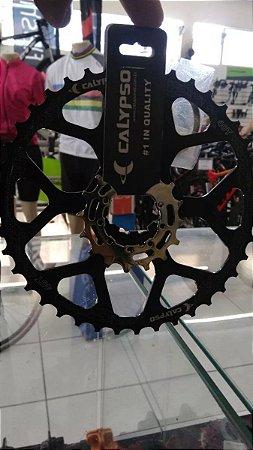 Coroa Engrenagem Super Cog 40 Dentes + 16 Dentes Calypso