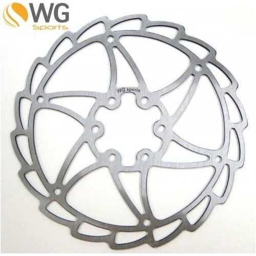 Disco Rotor 203 mm Parafuso WG SPORTS