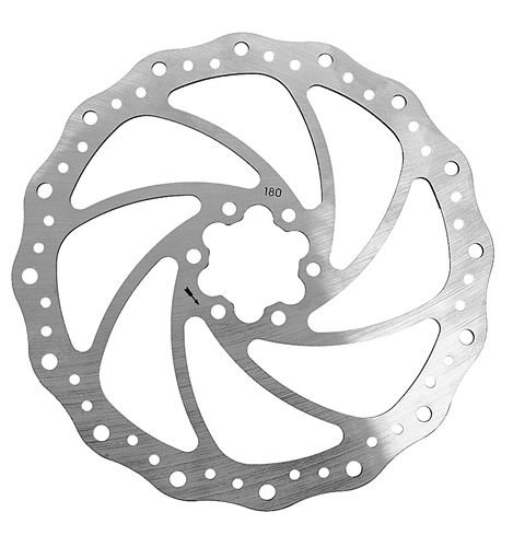 Disco Rotor 180 MM Parafuso Wg/High One