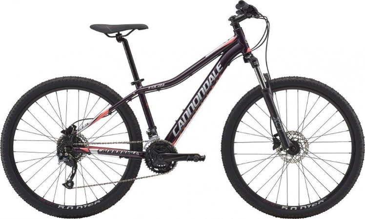 Bike aro 27.5 Cannondale Foray 2 2018