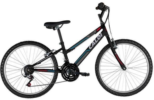Bike aro 24 Caloi Forester 21v 2018