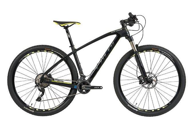 Bike Aro 29 Caloi Elite Carbon Sport 2019