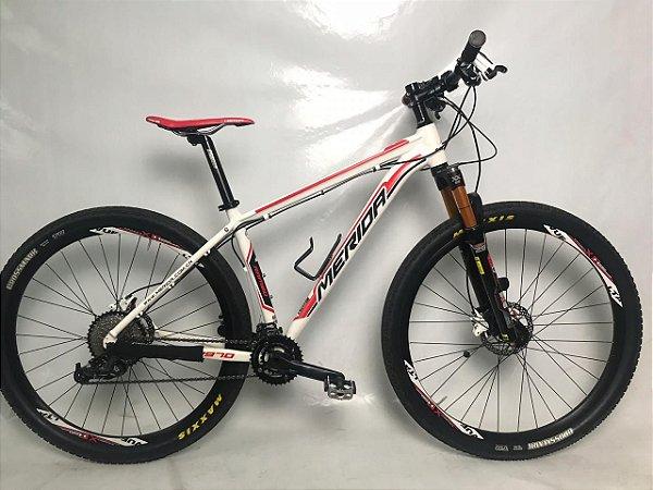 Bike Aro 29 Merida Rambo 970 20 Vel. Tam. 17 Seminovo