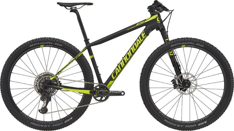 Bike aro 29 Cannondale F-SI Carbon 1 2018
